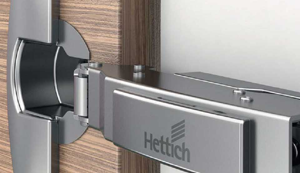 Product configurator for hinges