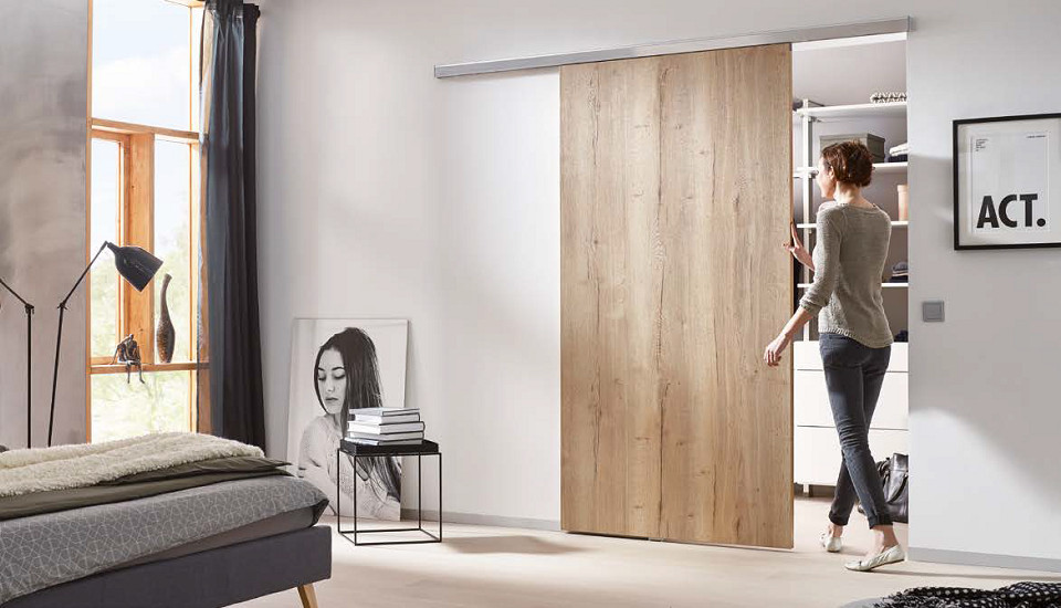 Architectural Sliding and Folding Door Systems - Hettich