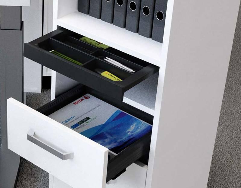 Systèmes pour meubles de bureau hettich