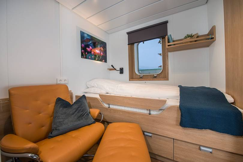 Hettich in ship cabins