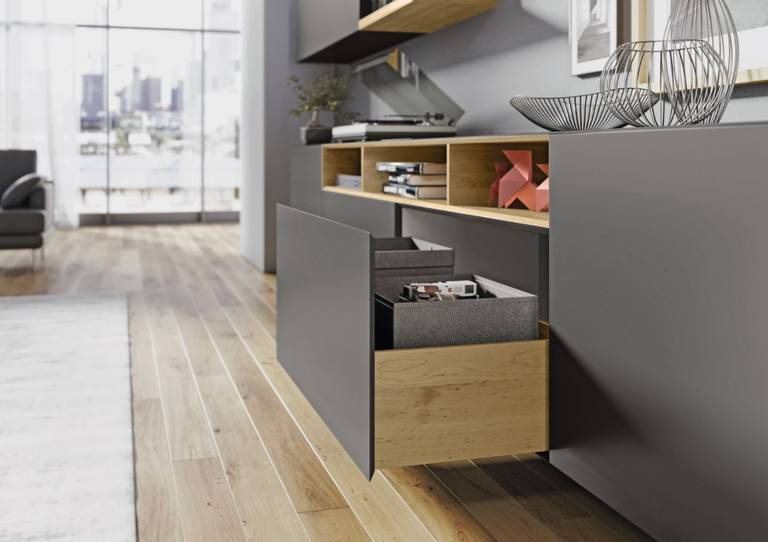 New AvanTech YOU Drawer System. Photo: Hettich