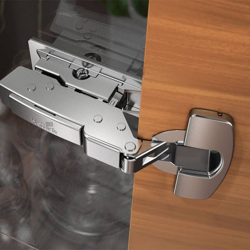 Sensys glass door hinge