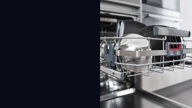 ComfortSwing:  The outstanding innovation for dishwashers