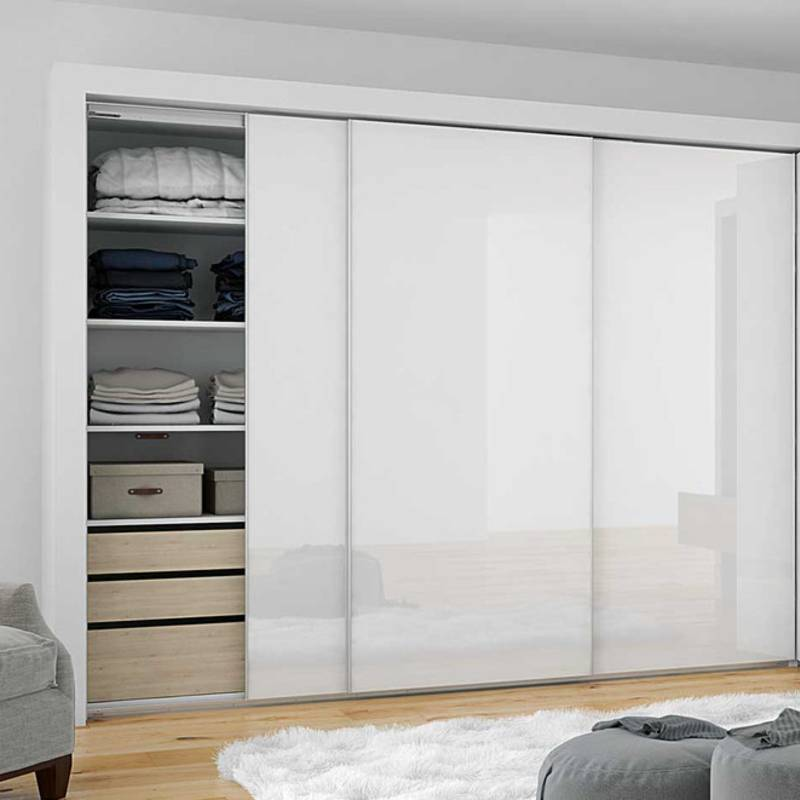 Sliding door system TopLine L: Silent System in every direction.