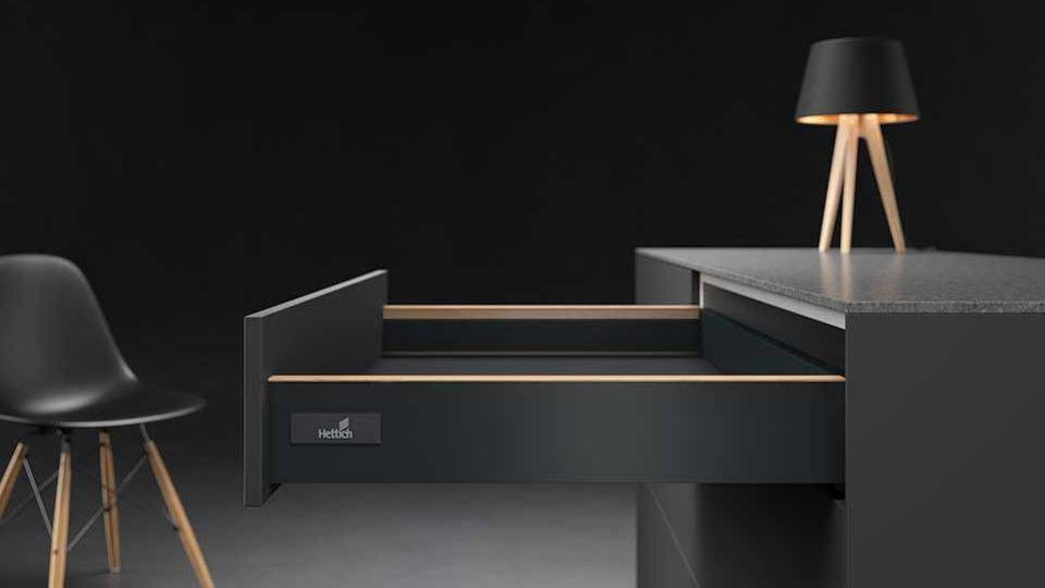 InnoTech Atira: more character for the drawers you design.