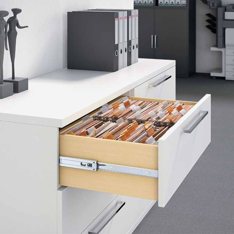 Cabinet drawer slides - Hettich