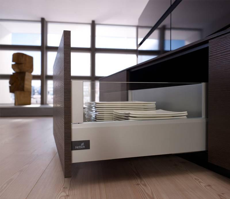 kochen hettich. Black Bedroom Furniture Sets. Home Design Ideas