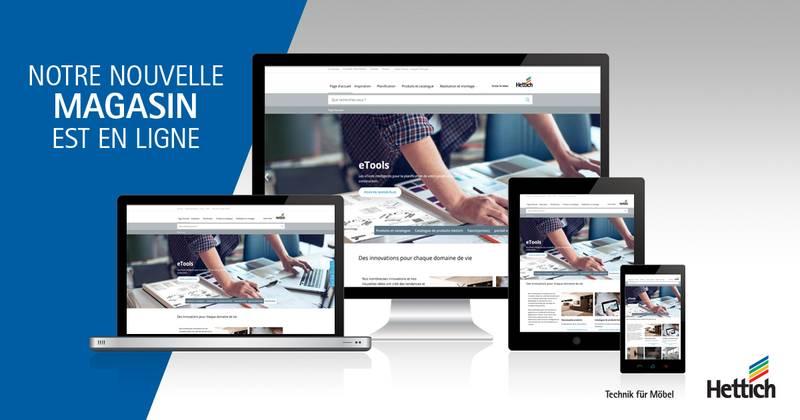 Hettich Canada Inaugure Sa Nouvelle Boutique En Ligne Hettich