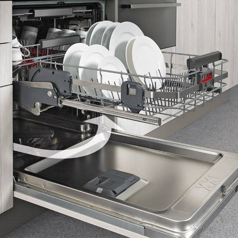ComfortSwing: product range with wow effect for your dishwasher