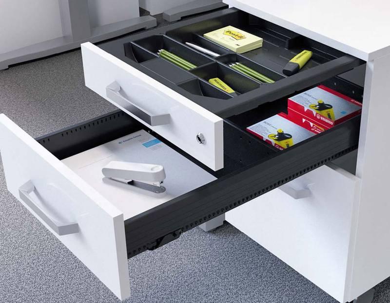 Meuble Bureau Weba : Systèmes pour meubles de bureau hettich