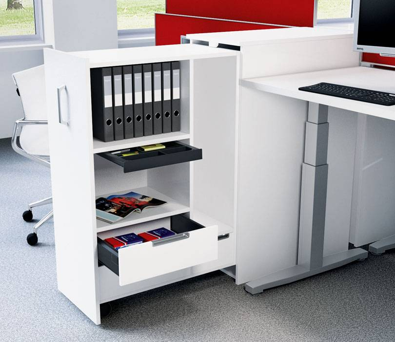 Systems For Office Furniture